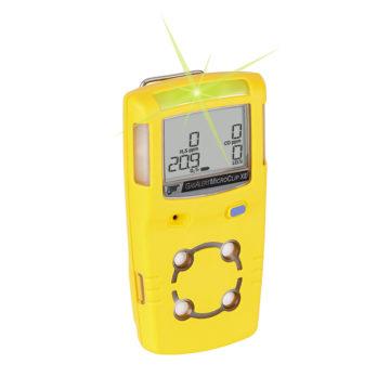Detector de gás GasAlert MIcroClip XL