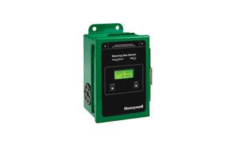 Detector de gás amônia EC-FX-NH3 na cor verde.