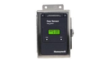 Detector de gás EC-FX-NH3, frente.