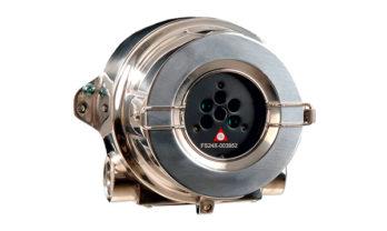 Detector de chama FS24X em inox.