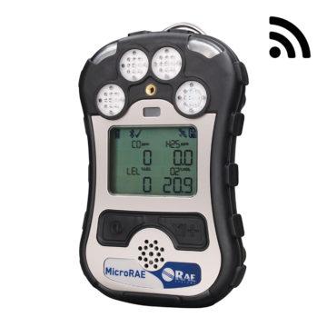 Detector de gás MicroRAE.