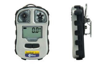 Detector de gás monogás ToxiRAE 3 para H2S.