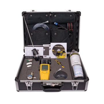 Kit para Espaço Confinado GasAlert Max XT II.