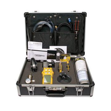 Kit para Espaço Confinado GasAlert Quattro.