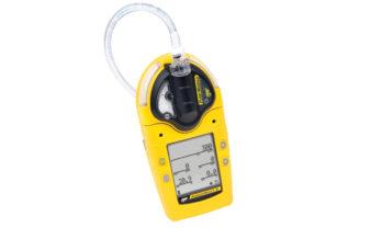 Detector de gás GasAlert Micro 5 Series com bomba.