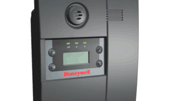 Detector de gás E3Point com display em evidência.