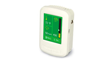 Monitor de qualidade do ar IAQPoint 2.