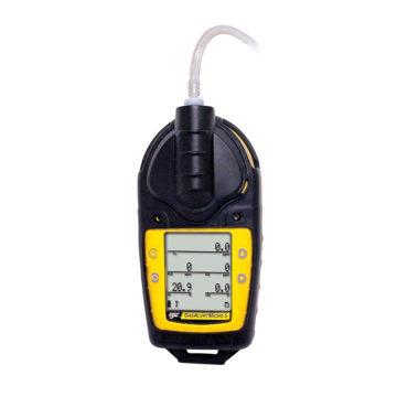 Capa de proteção para o detector de gás GasAlert Micro 5 Series com bomba.