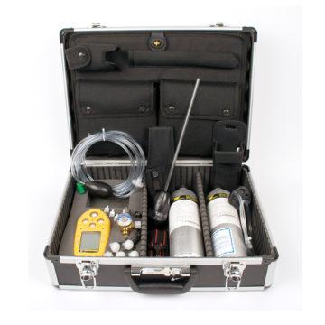 Kit para Espaço Confinado GasAlert Micro 5 Series.